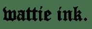 WattieInk Logo