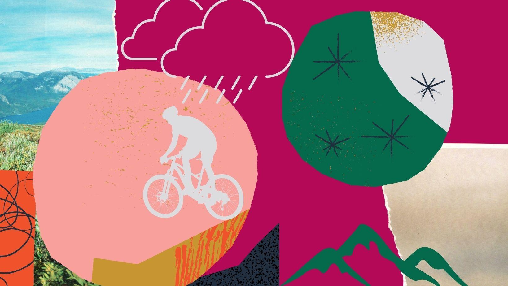 Rachel McBride blog - collage
