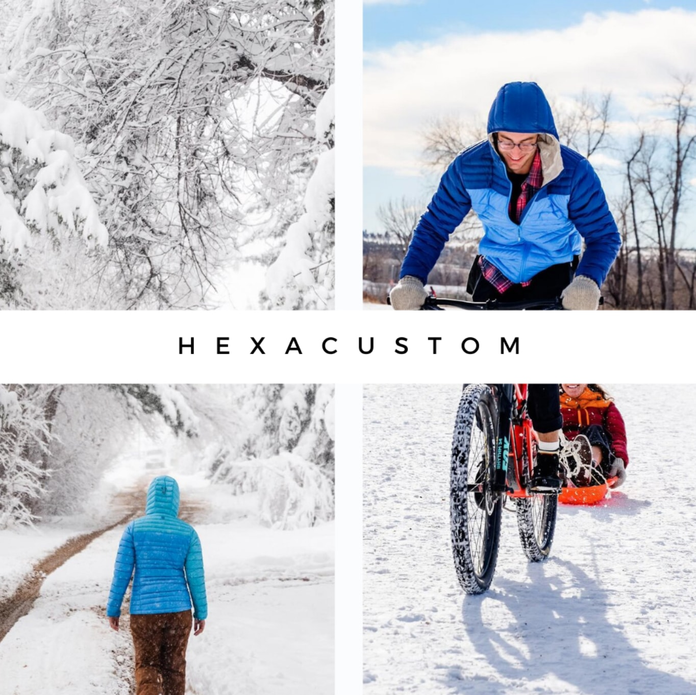 Hexa custom